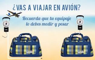 Tu equipaje en avión