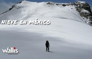 Nieve en México