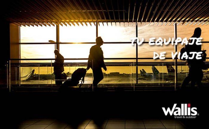 Tu equipaje de viaje