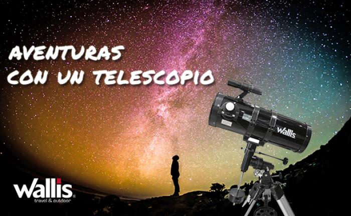 Aventuras con un telescopio