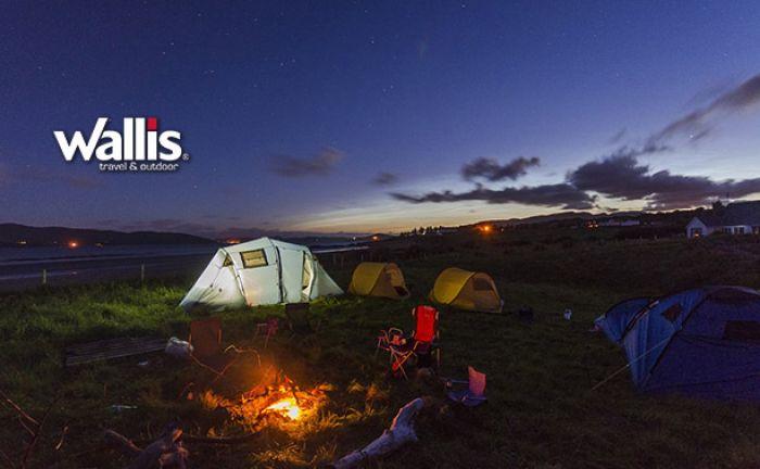 Cómo preparar tu campamento