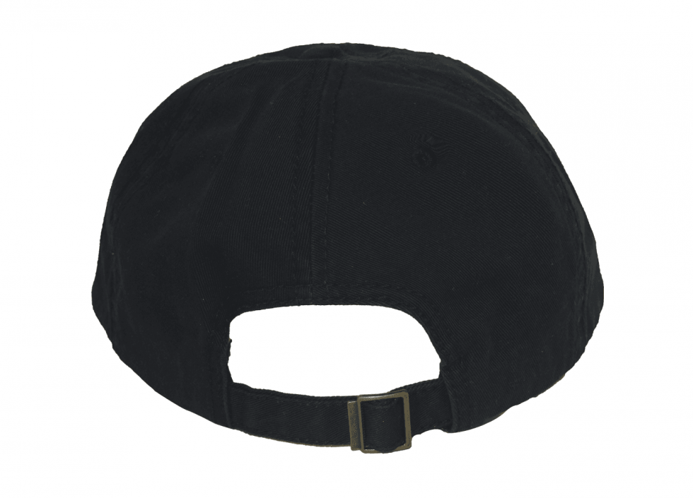 Gorra sandwich, Pine forest camping color negro